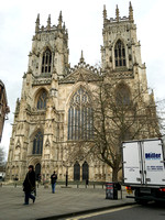 The Minster, an obvious draw for tourists