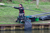 Sensas Challenge - Gloucester Canal - March 2017