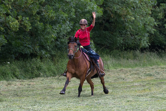 Charlton Park Estate Fun Ride - 17/06/18