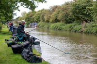 11. D section - Craig Shaw, Drennan RAF - Angling Trust Division 1 National Championships 2017