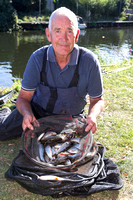 3. Evesham Festival 2017 - Wychavon - 4th place Pete Jayes with 6lbs 0ozs