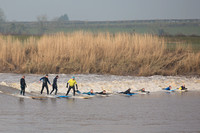 Severn Bore - Epney